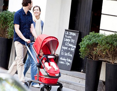 Successful case- Partner of Goodbaby International (baby stroller)