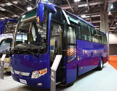Successful case- Yutong Bus